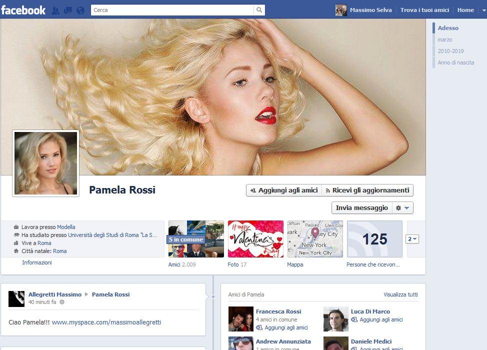profilo FB
