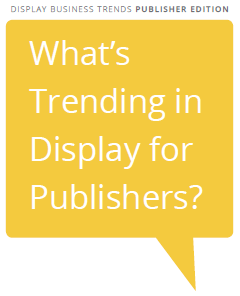 display business trends publisher edition