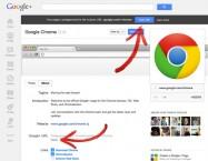 Google+ Vanity URL