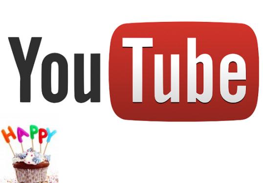 youtube 8 anni