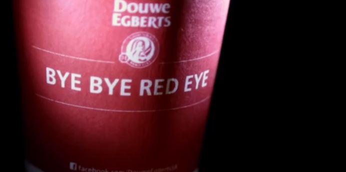 bye bye red eye
