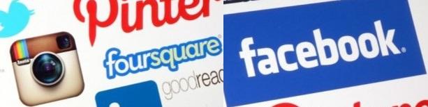 social media logos 620x348