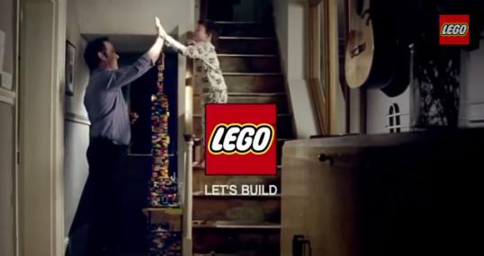 campagna marketing Lego