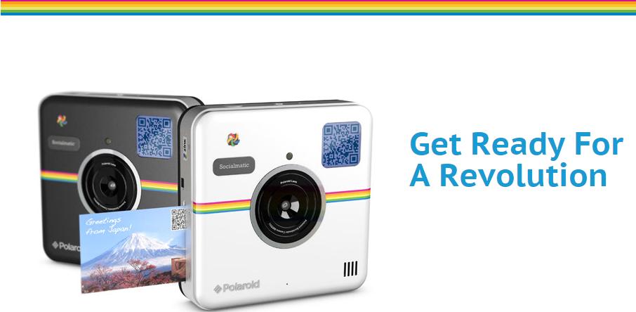 socialmatic polaroid instagram