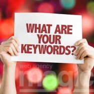 Quali sono le tue parole chiave?