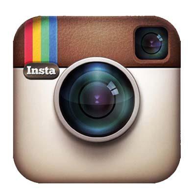 Instagram è il social network con il logo che rende evidente che la comunicazione avviene attraverso foto.