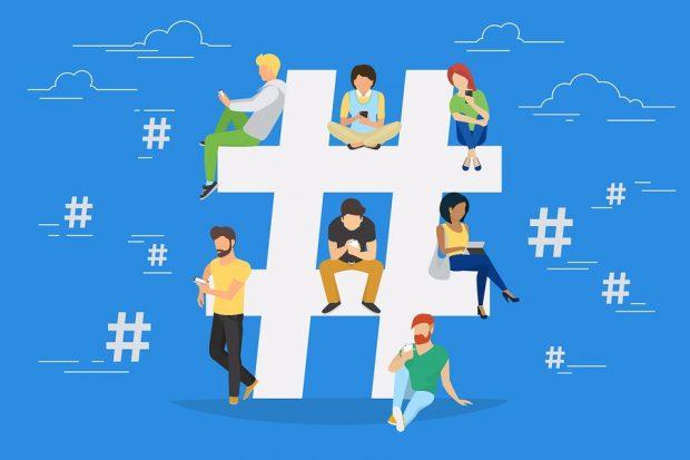 L'importanza di usare (nel modo giusto) gli hashtag