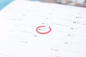Lungimiranza e pianificazione, l'importanza del calendario editoriale
